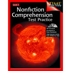 NONFICTION COMPREHENSION TEST PRACTICE GR 3