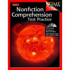 SHELL EDUCATION NONFICTION COMPREHENSION TEST PRACTICE GR 3