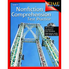 NONFICTION COMPREHENSION TEST PRACTICE GR 4