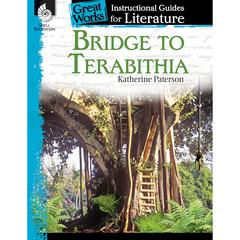 SHELL EDUCATION BRIDGE TO TERABITHIA GREAT WORKS INSTRUCTIONAL GUIDES FOR LIT