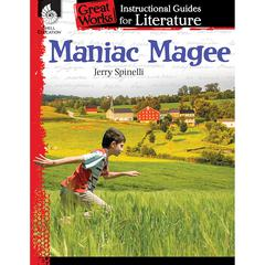 MANIAC MAGEE GREAT WORKS INSTRUCTIONAL GUIDES FOR LIT