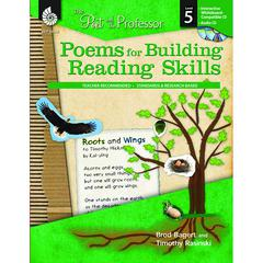 SHELL EDUCATION POEMS FOR BUILDING READING SKILLS GR 5