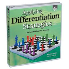 APPLYING DIFFERENTIATION STRATEGIES GR 6-8 TEACHERS HANDBOOK