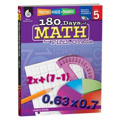 180 DAYS OF MATH GR 5
