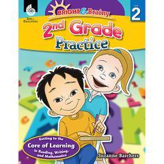 GRADE LEVEL PRACTICE BOOK & CD GR 2