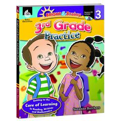GRADE LEVEL PRACTICE BOOK & CD GR 3