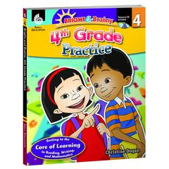 GRADE LEVEL PRACTICE BOOK & CD GR 4