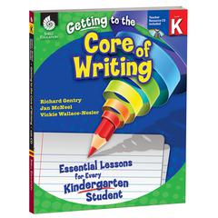 LEVEL K GETTING TO THE CORE OF WRITING BOOK & CD