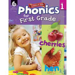 SHELL EDUCATION FOUNDATIONAL SKILLS PHONICS GR 1