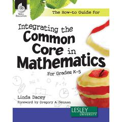 GR K-5 THE HOW TO GUIDE FOR INTEGRATING THE COMMON CORE MATH