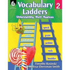 SHELL EDUCATION VOCABULARY LADDERS GR 2