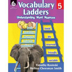 SHELL EDUCATION VOCABULARY LADDERS GR 5