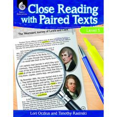 LEVEL 5 CLOSE READING WITH PAIRED TEXTS