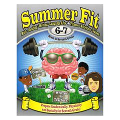 ACTIVE PLANET KIDS SUMMER FIT GR 6-7
