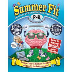 SUMMER FIT GR PK-K WORKBOOK
