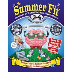 SUMMER FIT GR 3-4 EXERCISES FOR THE BRAIN AND BODY