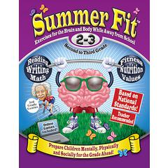 ACTIVE PLANET KIDS SUMMER FIT GR 2-3 EXERCISES FOR THE BRAIN AND BODY