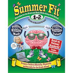 ACTIVE PLANET KIDS SUMMER FIT GR 1-2 EXERCISES FOR THE BRAIN AND BODY