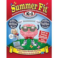 SUMMER FIT GR K-1 EXERCISES FOR THE BRAIN AND BODY