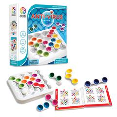 SMART TOYS AND GAMES ANTI VIRUS BIO LOGICAL GAME