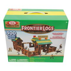POOF PRODUCTS/ SLINKY FRONTIER LOGS 300 PIECES