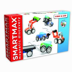 SMART TOYS AND GAMES SMARTMAX POWER VEHICLES TOW & GO
