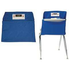 O2 TEACH/ SEAT SACK SEAT SACK STANDARD 14 IN BLUE