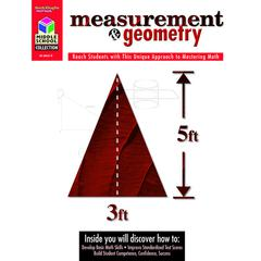 HOUGHTON MIFFLIN HARCOURT MIDDLE SCHOOL MATH COLLECTION MEASUREMENT & GEOMETRY