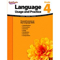 LANGUAGE USAGE AND PRACTICE GR 4