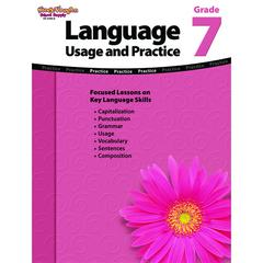 HOUGHTON MIFFLIN HARCOURT LANGUAGE USAGE AND PRACTICE GR 7