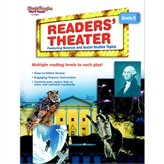 HOUGHTON MIFFLIN HARCOURT READERS THEATER SCIENCE & SOCIAL STUDIES GR 3