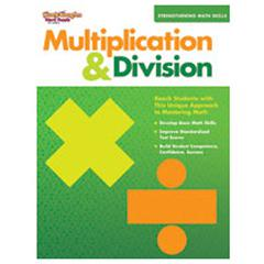 STRENGTHENING MATH SKILLS MULTIPLICATION & DIVISION
