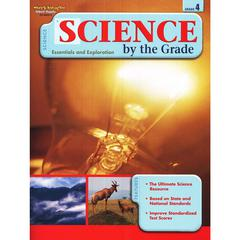 HOUGHTON MIFFLIN HARCOURT SCIENCE BY THE GRADE GR 4