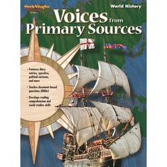 VOICES FROM PRIMARY SOURCES WORLD HISTORY