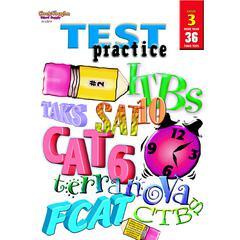 HOUGHTON MIFFLIN HARCOURT TEST PRACTICE GR 3