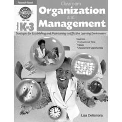 CLASSROOM ORGANIZATION AND MANAGEMENT