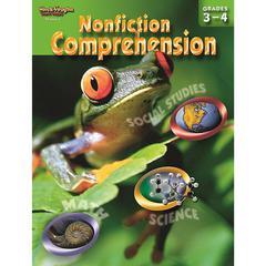 HOUGHTON MIFFLIN HARCOURT NONFICTION COMPREHENSION GR 3-4