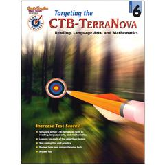 TEST SUCCESS TARGETING THE CTB/ TERRANOVA GR 6