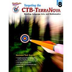 HOUGHTON MIFFLIN HARCOURT TEST SUCCESS TARGETING THE CTB/ TERRANOVA GR 8