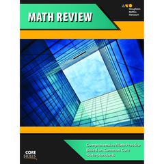 HOUGHTON MIFFLIN HARCOURT CORE SKILLS MATH REVIEW GR 6-8