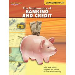 HOUGHTON MIFFLIN HARCOURT THE MATHEMATICS OF BANKING AND CREDIT GR 6 & UP