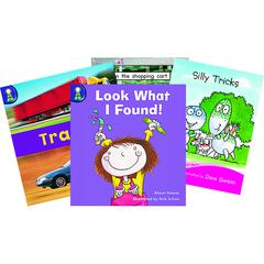 HOUGHTON MIFFLIN HARCOURT RIGBY LEVELED READERS LEVELS A - C 10 TITLES