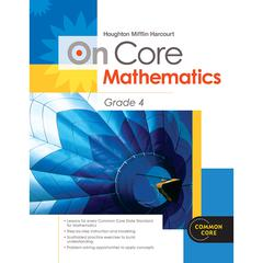 ON CORE MATHEMATICS BUNDLES GR 4