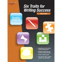 HOUGHTON MIFFLIN HARCOURT SIX TRAITS FOR WRITING SUCCESS HIGH SCHOOL