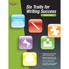 HOUGHTON MIFFLIN HARCOURT SIX TRAITS FOR WRITING SUCCESS MIDDLE SCHOOL