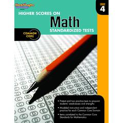 HOUGHTON MIFFLIN HARCOURT HIGHER SCORES ON MATH GR 4