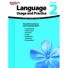 HOUGHTON MIFFLIN HARCOURT LANGUAGE USAGE AND PRACTICE GR 2