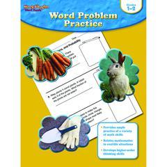 HOUGHTON MIFFLIN HARCOURT WORD PROBLEM PRACTICE GR 1-2
