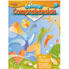 HOUGHTON MIFFLIN HARCOURT POETRY COMPREHENSION SKILLS GR 3