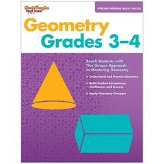 STRENGTHENING MATH SKILLS GEOMETRY GR 3-4